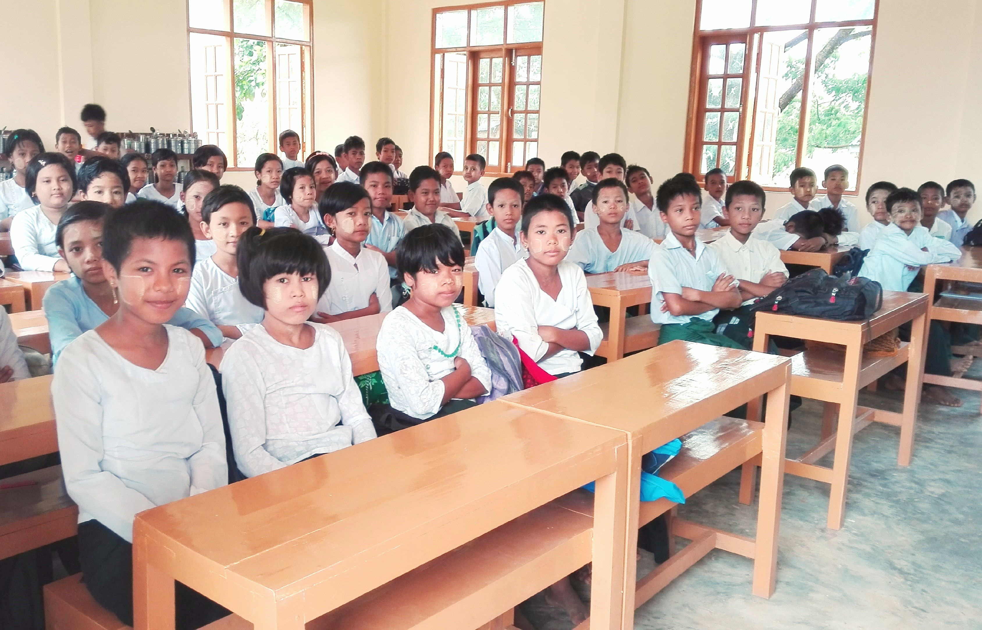 Image result for Magway High School